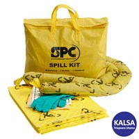 Brady SKCH-PP Chemical Brightsorb Portable Spill Kit