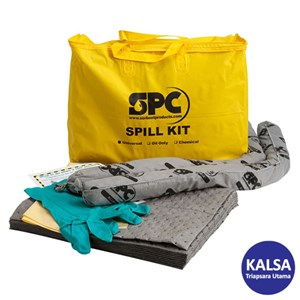 Dari Brady SKA-PP-TAA Universal Allwik Economy Portable Spill Kit 0