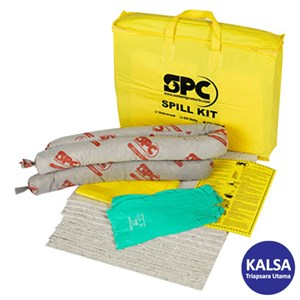 Dari Brady SKR-PP Universal Economy Portable Spill Kit 0