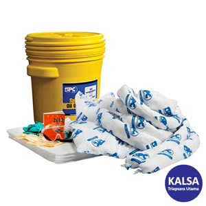 Dari Brady SKO-20 Oil Only Lab Pack Spill Kit 0