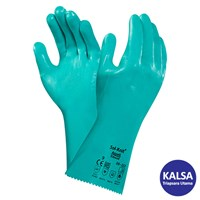 Ansell Sol-Knit 39-122 Nitrile Immersion Chemical and Liquid Protection Glove