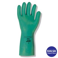 Ansell Sol-Vex II 37-646 Nitrile Immersion Chemical and Liquid Protection Glove