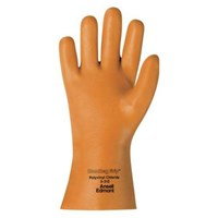 Ansell Monkey Grip 3-318 PVC Immersion Chemical and Liquid Protection Glove