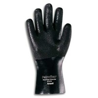 Ansell Petroflex 12-210 PVC Immersion Chemical and Liquid Protection Glove