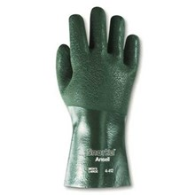 Ansell Snorkel 4-412 PVC Immersion Chemical and Liquid Protection Glove