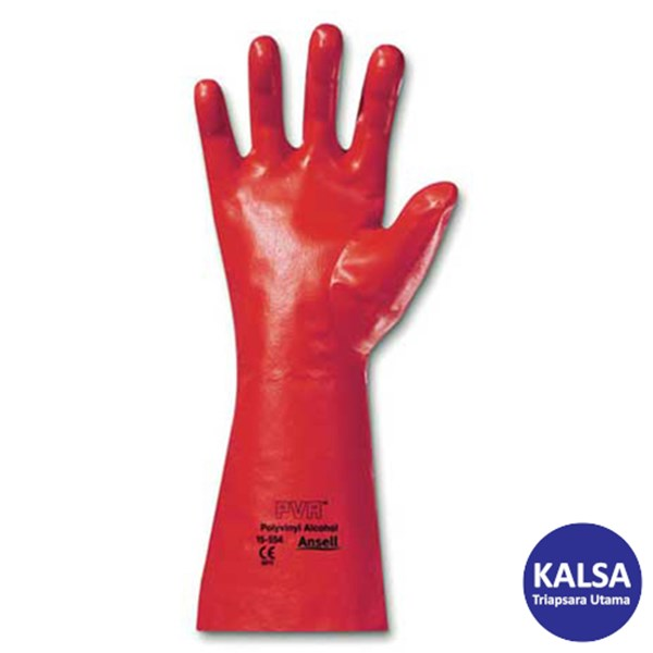 Ansell PVA 15-552 PVA Immersion Chemical and Liquid Protection Glove