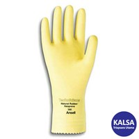 Ansell Technicians 88-390 Natural Rubber Latex Chemical and Liquid Protection Glove