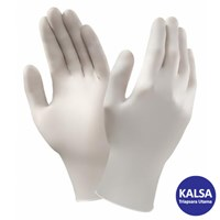 Dari Ansell Conform 69-210 Natural Rubber Latex Chemical and Liquid Protection Glove 0