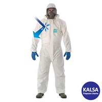 Ansell Microgard 2000 Comfort Chemical Suit Protective Apparel