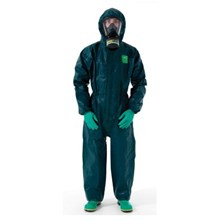 Ansell Microgard 4000 Chemical Suit Protective Apparel