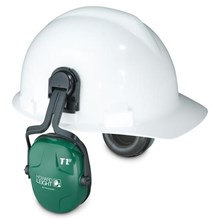 Honeywell 1011601 Thunder T1H Noise Blocking Earmuffs