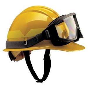 Bullard Yellow Wildland Fire Helmet