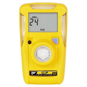 BW H2S High Range GasAlert Extreme Single Gas Detector