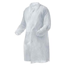 Trasti TLAB 101 White Jas Lab Coat