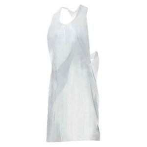 Trasti TPA 101 White Disposable Apron