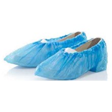 Trasti TPSC 101 Blue Plastic Shoe Cover