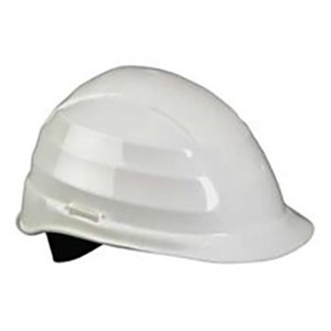 Catu MO-182-1-B White ABS Helmet Head Protection