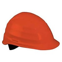 Catu MO-182-1-R Red ABS Helmet Head Protection 1