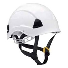 Catu MO-183-BL White Polycarbonate Helmet Head Protection