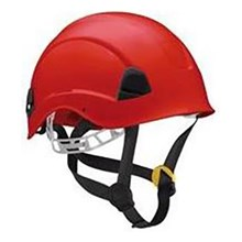Catu MO-183-RL Red Polycarbonate Helmet Head Protection