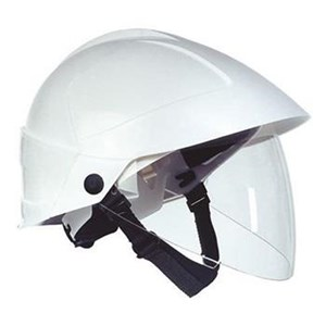 Catu MO-185-BL White Helmet Head Protection