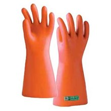 Catu CGM-0-7-12 Mechanical Insulating Rubber Gloves