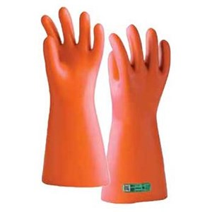 Catu CGM-4-9-12 Mechanical Insulating Rubber Gloves