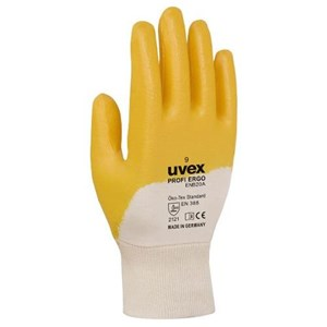 Uvex 60147 Profi Ergo ENB20A Mechanical Risks Gloves