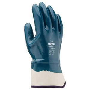 Uvex 60945 Compact NB27H Mechanical Risks Gloves