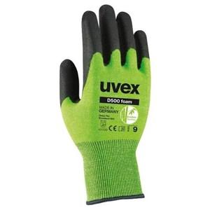 Uvex 60604 D500 Foam Mechanical Risks Gloves