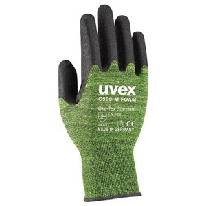 Uvex 60498 C500 M Foam Mechanical Risks Gloves