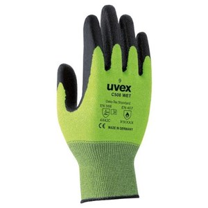 Uvex 60492 C500 Wet Mechanical Risks Gloves