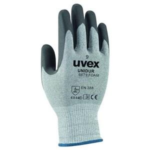 Uvex 60969 Unidur 6679 Foam Mechanical Risks Gloves