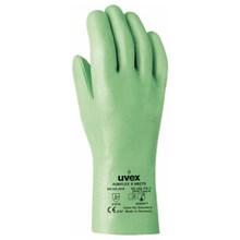 Uvex 89646 Rubiflex S NB27S Chemical Risks Gloves