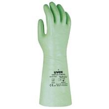 Uvex 98891 Rubiflex S NB35S Chemical Risks Gloves