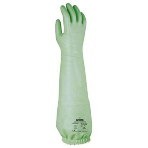 Uvex 89651 Rubiflex S NB60SZ Chemical Risks Gloves