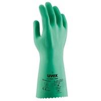 Uvex 60961 U Chem 3000 Chemical Risks Gloves 1