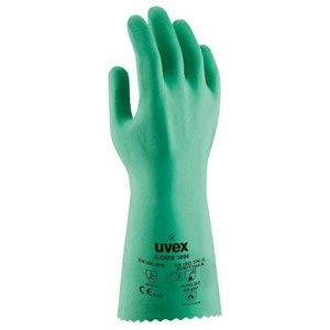 Uvex 60961 U Chem 3000 Chemical Risks Gloves