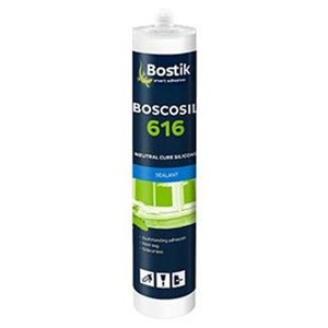 Bostik Boscosil 616 Neutral cure silicone sealant