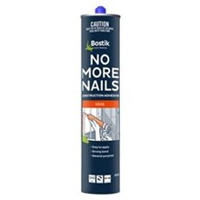 Bostik No More Nails Solvent Based General Purpose Construction Adhesive