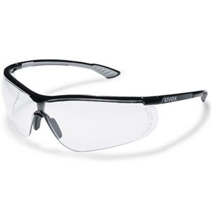 Uvex 9193.080 Supravision Plus Oil and Gas Sportstyle Eye Protection