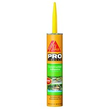 Sika 106403 SikaBond Construction Adhesive Bonding and Anchoring