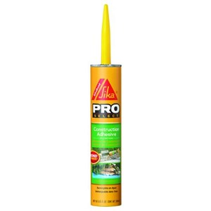 Sika 409586 SikaBond Construction Adhesive Bonding and Anchoring
