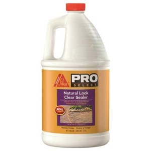 Sika 107699 Sikagard Natural Look Sealer Refurbishment