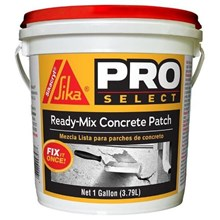 Sika 472189 Sikacryl Ready Mix Concrete Patch Refurbishment