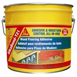 Sika 414788 SikaBond-T21 Wood Floor Bonding
