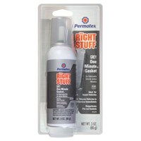 Permatex 25238 Grey The Right Stuff 1 Minute Gasket Marker 1