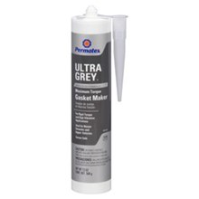 Permatex 82195 Ultra Grey Rigid High Torque RTV Silicone Gasket Maker