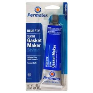 Permatex 80022 Sensor Safe Blue RTV Silicone Gasket Maker