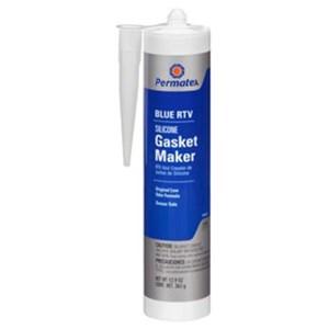 Permatex 80628 Sensor Safe Blue RTV Silicone Gasket Maker